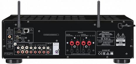 Hi-Fi Resīveris  SX-N30AE-B