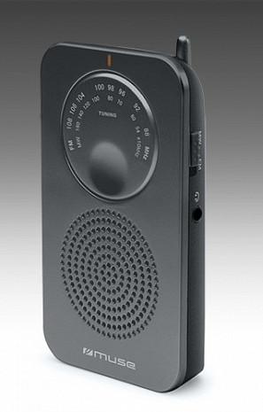 Kabatas radio uztvērējs M-01 RS M-01RS