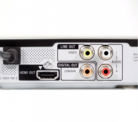 CD/DVD atskaņotājs  DVPSR760HB.EC1