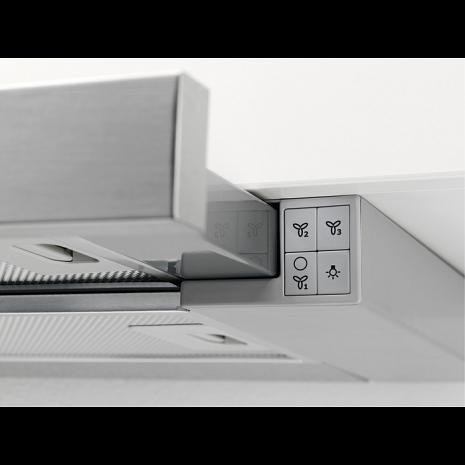 Tvaika nosūcējs  EFP60460OX