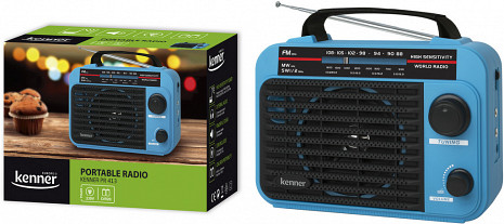 Radio  PR413