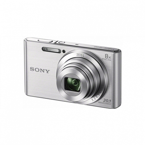 Digitālais fotoaparāts DSC-W830 DSCW830S.CE3