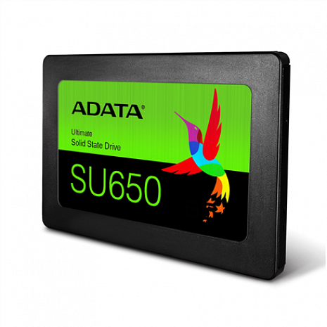 SSD disks Ultimate SU650 3D NAND SSD 480 GB ASU650SS-480GT-R