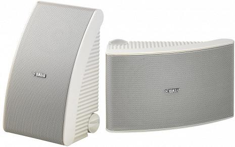 Mitrumizturīga āra akustiskā sistēma  NS-AW392 WH