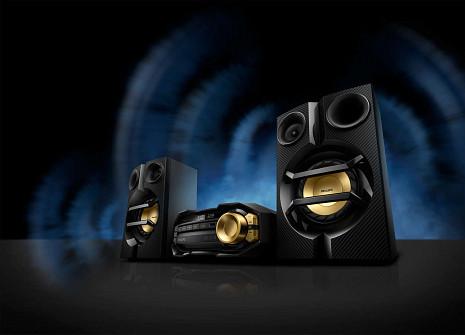 Mini Hi-Fi sistēma  FX10/12