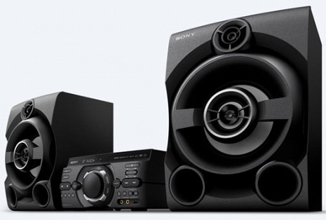 Mājas audio sistēma  MHCM60D.CEL