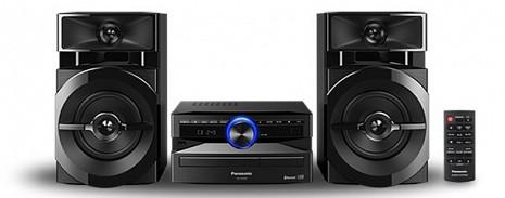 Mini Hi-Fi sistēma  SC-UX100E-K