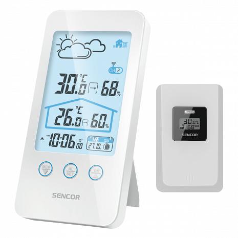 Elektroniskais gaisa termometrs  SWS 3000 W