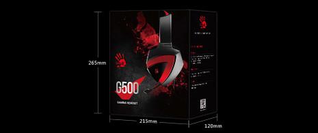 Austiņas  G500