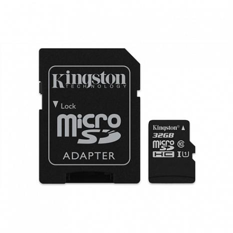 Atmiņas karte Canvas Select UHS-I 32 GB, MicroSDHC, Flash memory class 10, SD Adapter SDCS/32GB