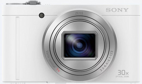 Digitālais fotoaparāts  DSC-WX500/W