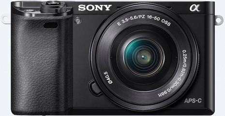 Hibrīda fotoaparāts  ILCE-6000L/B