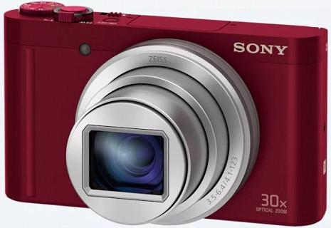 Digitālais fotoaparāts  DSC-WX500/R