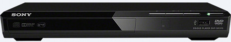 CD/DVD atskaņotājs  DVPSR370B.EC1