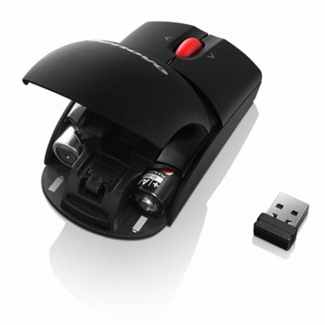 Datorpele Laser - Wireless  Black 0A36188