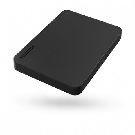 "Cietais disks Canvio Basics HDTB410EK3AA 1000 GB, 2.5 "", USB 3.0, Black HDTB410EK3AA"