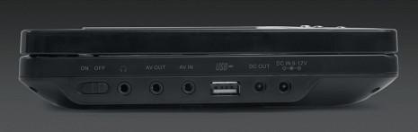 Auto DVD atskaņotāju komplekts M-995CVB M-995CVB