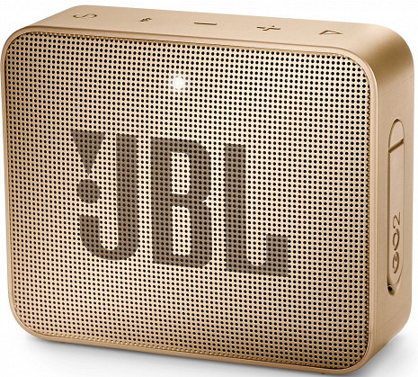 Portatīvais skaļrunis  JBLGO2CHAMPAGNE