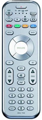 TV pults  SRU740