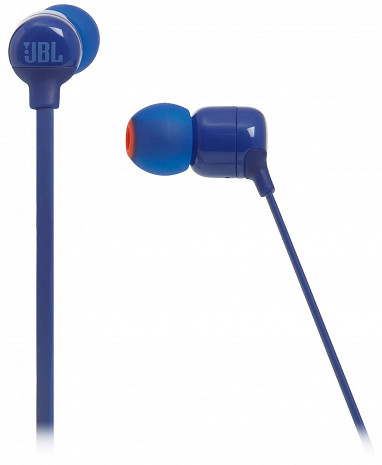 Bluetooth bezvadu austiņas  JBLT110BTBLU