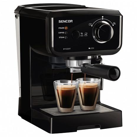 Kafijas automāts  SES 1710 BK