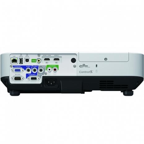 Projektors Installation Series EB-2250U WUXGA (1920x1200), 5000 ANSI lumens, 15.000:1, White V11H871040