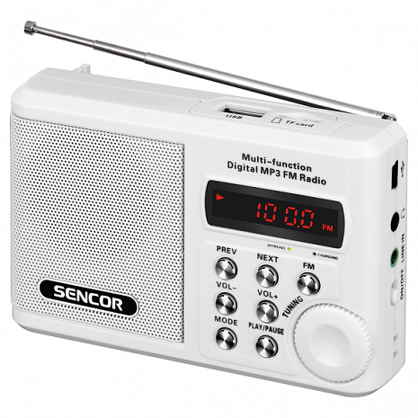 Radio  SRD215W