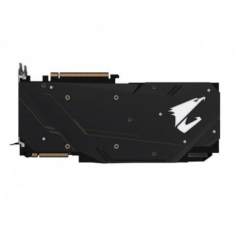 Grafiskā karte VGA PCIE16 RTX2080TI 11GB GV-N208TAORUSX-11GC