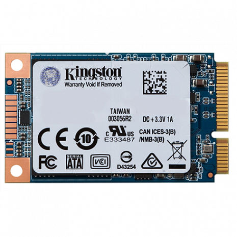 SSD disks SSDNow UV500 240 GB, SSD interface mSATA SUV500MS/240G