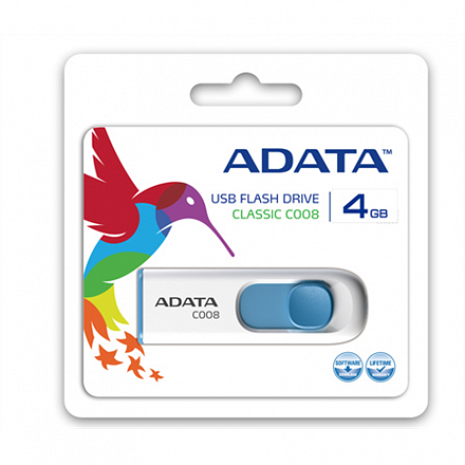 USB zibatmiņa C008 AC008-32G-RWE