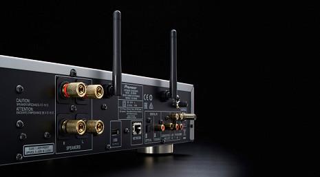 CD un tīkla atskaņotājs  NC-50DAB-S