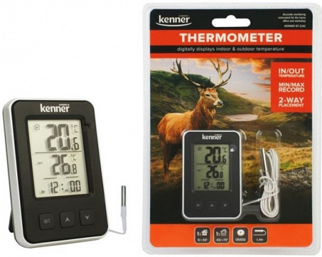 Elektroniskais gaisa termometrs  DT-310C