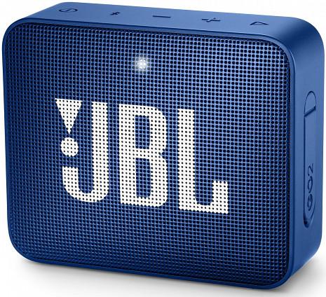 Portatīvais skaļrunis  JBLGO2BLU