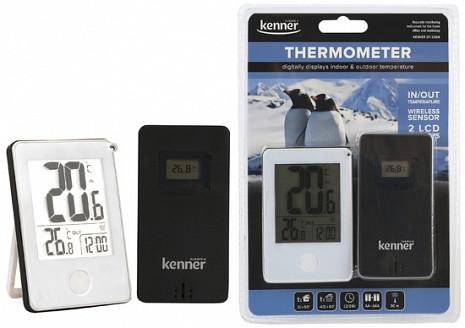 Elektroniskais gaisa termometrs  DT-308W