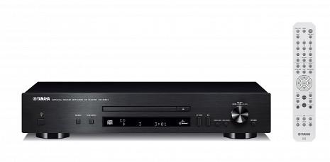 CD un tīkla atskaņotājs  CD-N301 B