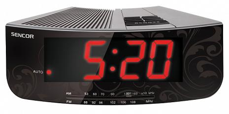 Radio modinātājs  SRC108S