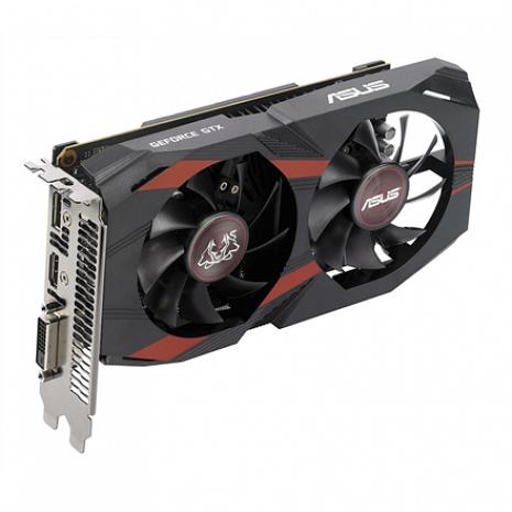 Grafiskā karte GeForce GTX 1050 Ti CERBERUS-GTX1050TI-O4G