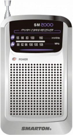 Kabatas radio uztvērējs  SM2000