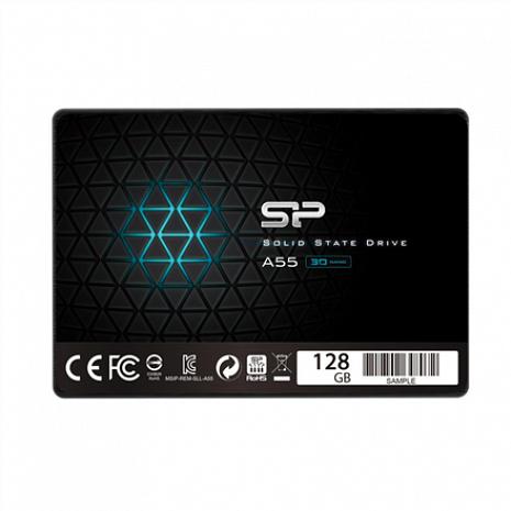 SSD disks A55 SP128GBSS3A55S25