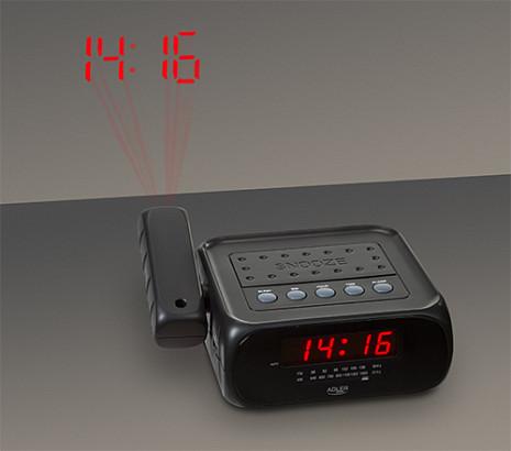 Radio modinātājs  AD1120