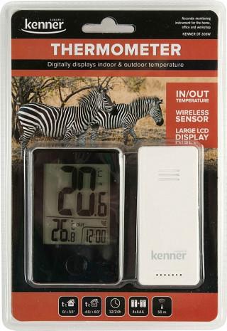 Elektroniskais gaisa termometrs  DT-306W