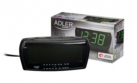Radio modinātājs  AD1121
