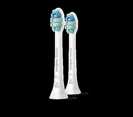 Zobu birstes uzgaļi C2 Optimal Plaque Defence HX9022/10
