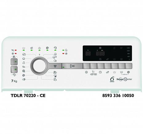 Veļas mašīna  TDLR70220
