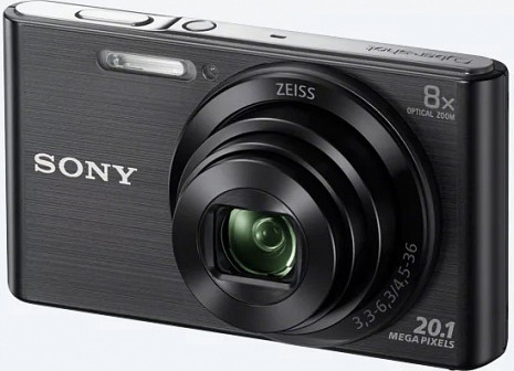 Digitālais fotoaparāts DSC-W830 DSC-W830/B