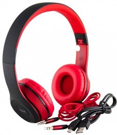 Bluetooth bezvadu austiņas  H2575 Red