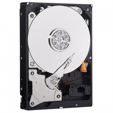 Cietais disks Blue 2 TB 5400 RPM, 2000 GB, HDD, 64 MB WD20EZRZ