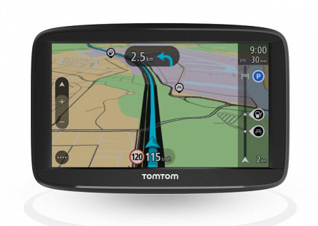 Navigācija Start 52 GPS_Start52