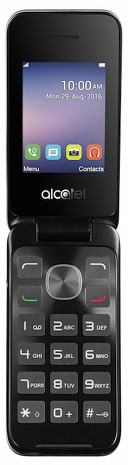 Mobilais tālrunis 2051D AL-2051D MetalSilver
