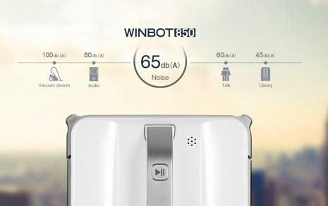 Logu tīrītājs  WINBOT W850